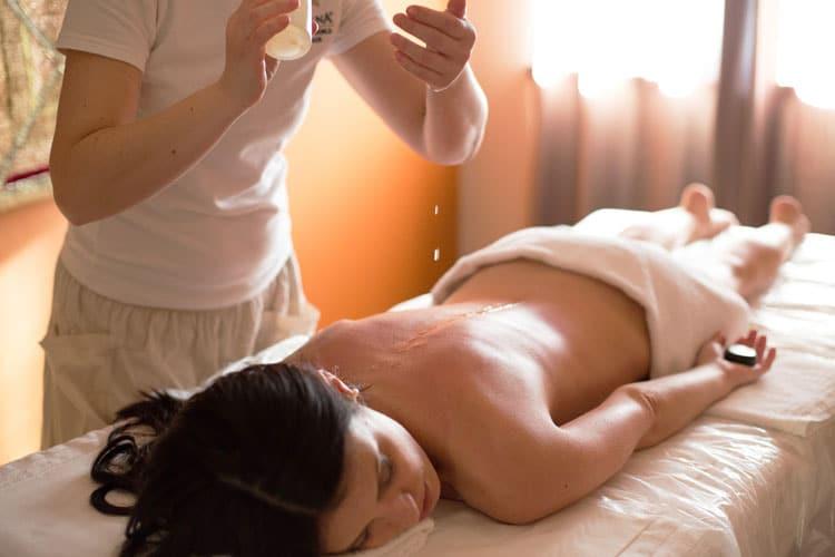 massaggio 50 minuti