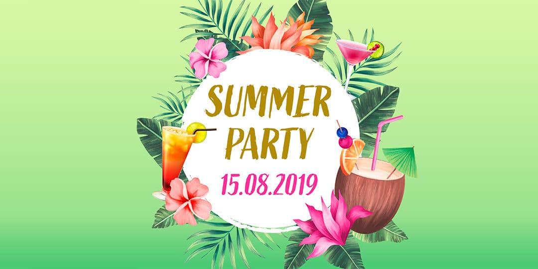 Asmana Summer Party Ferragosto